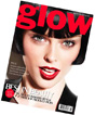 Glow Magazine Cover