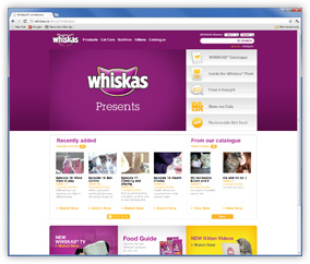Whiskas Screenshot